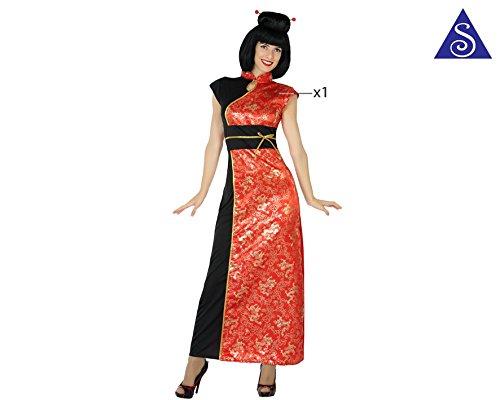 Imagen de atosa 17351–chino–patrones de costura para disfraces tamaños m/l 10–12 alternativa