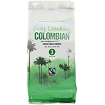 Percol Fairtrade Smooth Colombia Ground Coffee, 200 g, Pack of 6