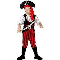 Amazon.it  Costume pirata dei Caraibi bambino  Costume carnevale ... cdfe1c32c63c