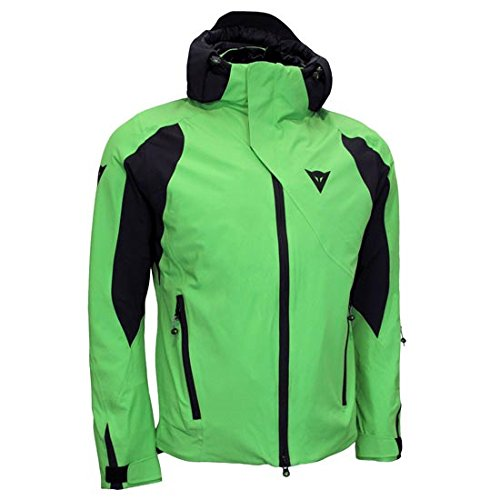 Dainese DAINESE Roca Jack D-Dry Jacket S Team Green/Black