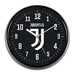 Idea Regalo - Orologio da Parete F.C. Juventus - Prodotto Ufficiale (Tondo)