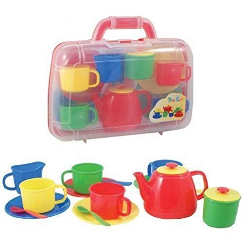 Great Gift For Kids ! Portable Tea Set – Peterkin – Childrens Playset – Carry Case Colourful Toys / Game Play Educational Creative Toddler Boys Girls Unique Special Birthday Gift Party Christmas XMAS Present Idea Construction Garage Outdoor Child Kiddie Childrens Kids Home Lawn Room Yard Backyard Play Playing Classic Retro Little Learning Development Developmental Building Craft Art Drawing Action Popular Preschool Activity Traditional Stuff Cute