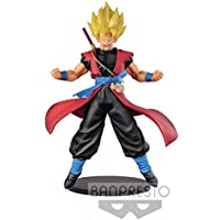 DRAGON BALL Figura de Colección SON GOKU XENO 18cm SUPER DRAGONBALL HEROES Vol. 1 Gokou BANPRESTO Japan