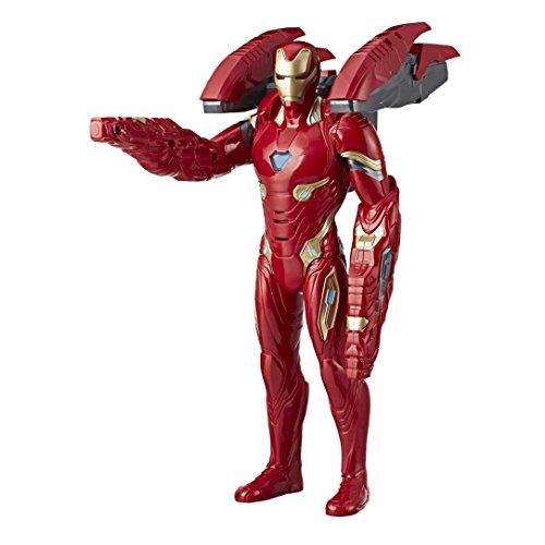 Marvel Avengers - infinity War - Figure Tech - Iron Man, E0560