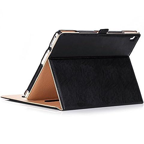 ProCase Lenovo Tab 4 10 Hülle - Stand Folio Case Schutzhülle für Lenovo Tab 4 Tablette 10.1 Zoll 2017 Release ZA2J0056DE -
