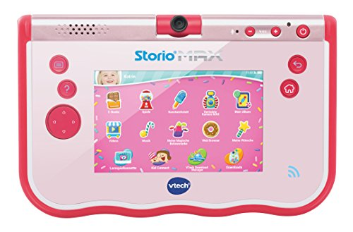 VTech 80-183854 - Lerntablet - Storio MAX 5 Zoll, pink