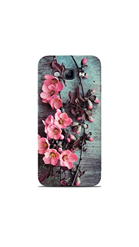 Print Station Printed Back Cover for Samsung Galaxy A8