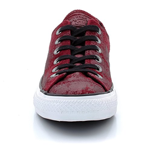 Converse CT Ox Bordeaux 549657C, Damen Sneaker Rot