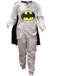 Pijama Niño Batman Con capa oficial DC Comics * 23035