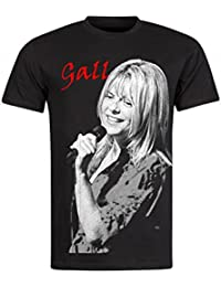Magic Custom France gall - T Shirt Noir France gall On The Scene