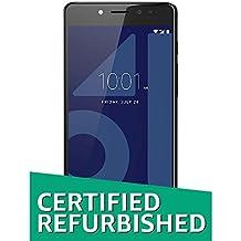 (Certified Refurbished) 10.Or E (Black, 16GB)
