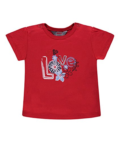 Rote Armee Mädchen (Kanz Mädchen T-Shirt 1/4 Arm 1832033, Rot (Chinese Red 2000), 92)