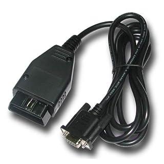 AutoDia K409 COM KKL Diagnose Interface OBD2 OBD für VW AUDI SEAT SKODA für CarPort, VAG-COM bis 409, VCDS-Lite und VWTool