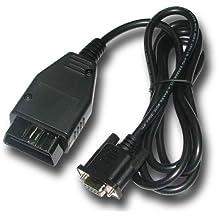 AutoDia K409 COM KKL interfaz de diagnóstico OBD2 OBD VW AUDI SEAT SKODA para kit, VAG-COM hasta 409, VCD-Lite y el VWTool
