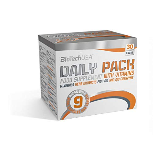 Biotech USA Daily Pack, 30 Portionen (3er Pack)