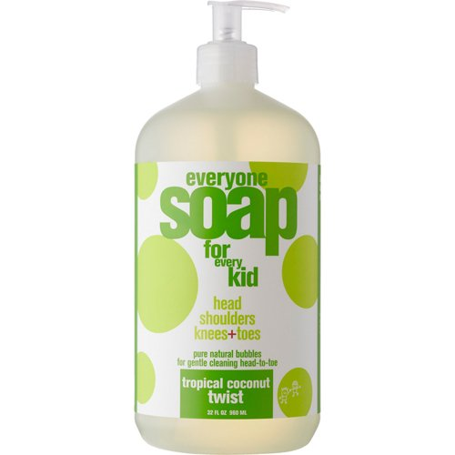 Everyone Soap for Every Kid, Tropical Coconut Twist - EO Products