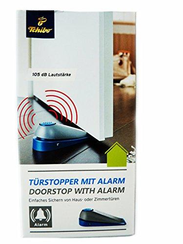 TCM Tchibo Türstopper mit Alarm Türsicherung Doorstop with Alarm Sicherheit