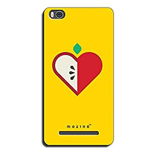 Mozine Seed Of Love printed mobile back cover for Xiaomi mi4i