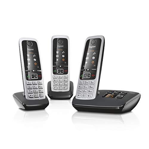 Gigaset C430A Trio - Teléfono DECT