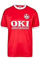 1. FC Kaiserslautern Retrotrikot 1991 Home (L)