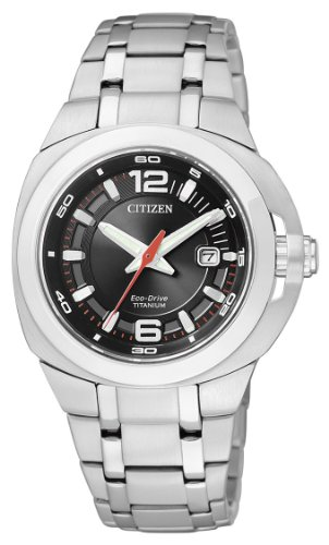 Citizen supertitanio eco drive ew0930-55e - orologio da polso donna