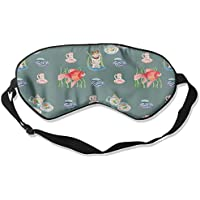 Lucky Cat And Fish Sleep Eyes Masks - Comfortable Sleeping Mask Eye Cover For Travelling Night Noon Nap Mediation... preisvergleich bei billige-tabletten.eu