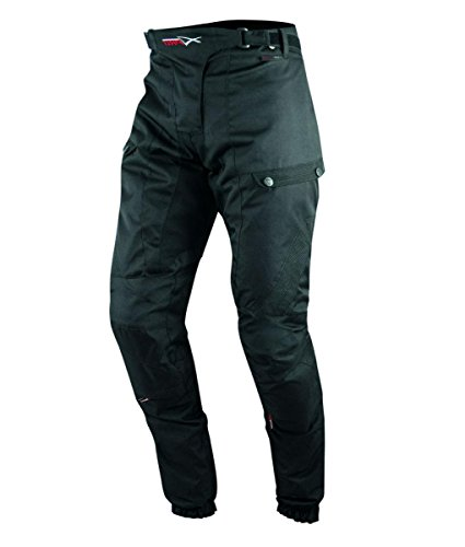 Pantaloni-3-Strati-Moto-Tessuto-Cordura-Impermeabile-Sfoderabile-Lady-Donna-34