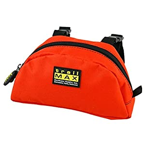 Trailmax Pommel Pocket. Satteltasche Western Packtasche orange