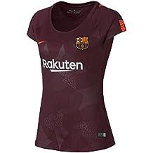 Nike - Camiseta de Mujer 3ª equipación FC Barcelona 2017-2018 Breathe  Stadium 4af8ac05e5f43