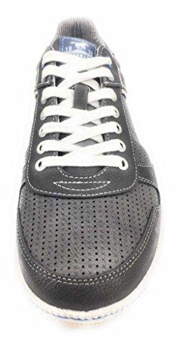 Mustang  4073306, Chaussures de ville à lacets pour homme Gris