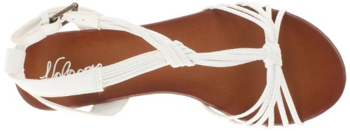 Volcom - Sandali DREAM WORLD SANDAL, Donna Bianco (bianco)