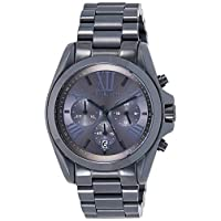 Michael Kors Womens Quartz Watch, Chronograph Display and Stainless Steel Strap MK6248