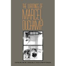 The Writings Of Marcel Duchamp (Da Capo Paperback) by Marcel Duchamp (1989-03-22)