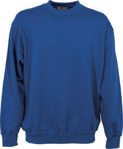 TJ5429 Tee Jays Heavy Sweat Shirt (auch in Übergrößen - bis Größe 5XL) 3XL,Navy (Cashmere-fleece-shirt)