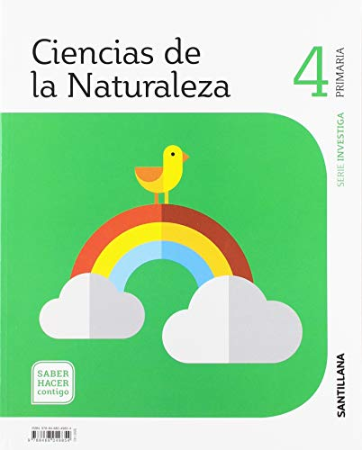 C.Naturales 4Prm SHContigo Investiga