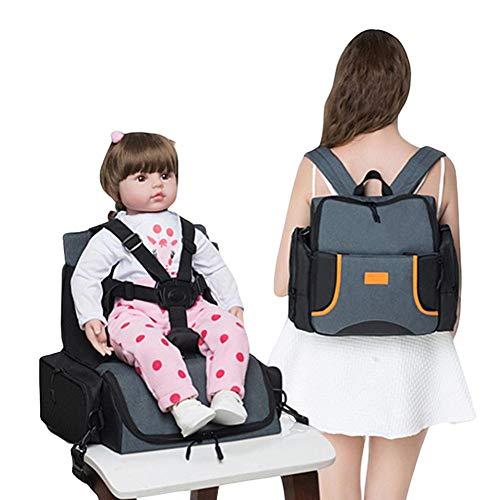 3in1 Reise Stubenwagen Wickeltasche, Kindersitze Tasche, Kindersitze Transporttasche Unterwegs Wickelunterlage Und Verstellbaren Schultergurt, Multifunktionale Babytasche Baby Reise Tasche Für Mama