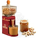 ITW Electric Peanut Butter Maker - Red and Clear