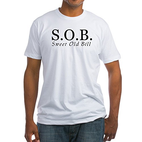 CafePress - S.O.B. - Fitted T-Shirt, Vintage Fit Soft Cotton Tee