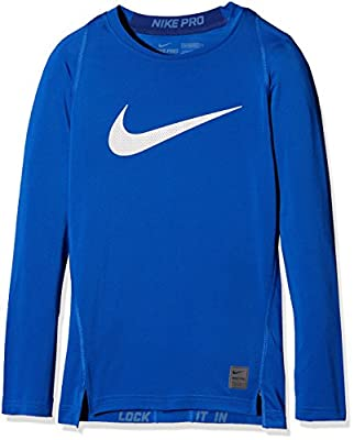 Nike Cool HBR Comp LS YTH T-Shirt für Kinder