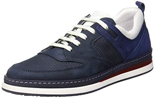 IGI&CO Herren UKT 31382 Sneaker, Blau (Azzurro 3138200), 43 EU