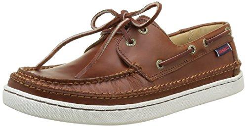 <span class='b_prefix'></span> Sebago Men's Ryde Two Eye Boat Shoes