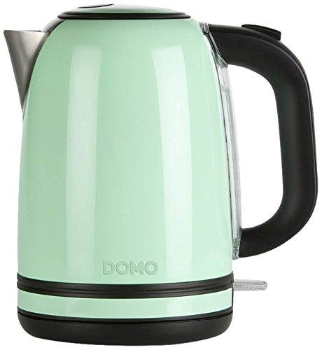 Domo DO489WK Wasserkocher, pastell grün