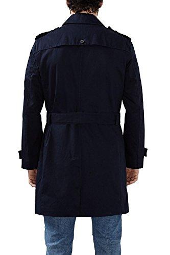 ESPRIT Herren Mantel 027EE2G031, Blau (Navy 400), Small (Herstellergröße: 46) - 2