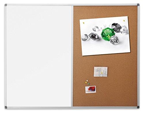 Preisvergleich Produktbild magnetoplan 1240370 Kombitafel, 900 x 600 mm