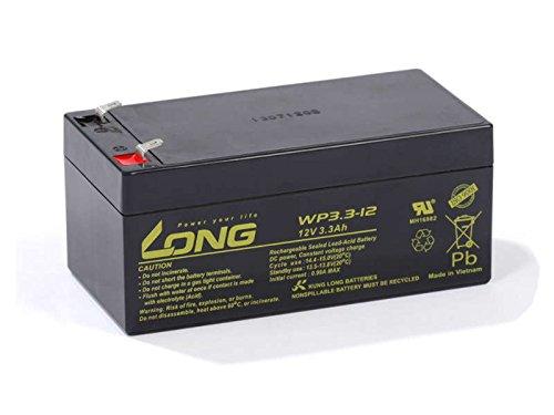 Preisvergleich Produktbild Akku kompatibel Panasonic LC-R123R4P 12V 3,3Ah AGM Blei Accu Batterie Battery