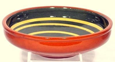 Genuine Terracotta 17cm Large Breakfastdessert Bowl - Greenyellow Set Of 2 from Be-Active