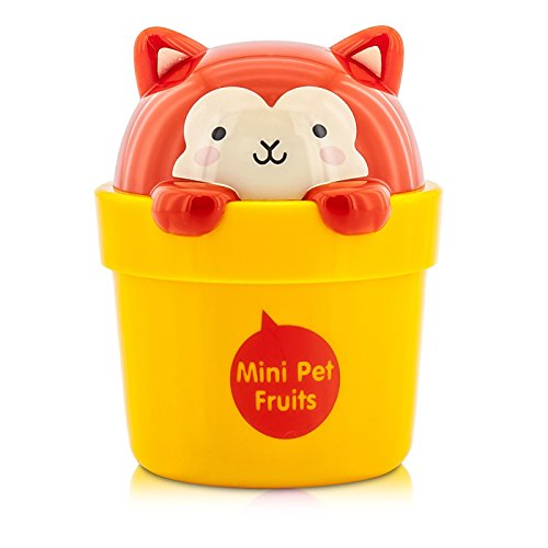 The Face Shop - Mini Pet Handcreme für sehr trockene Haut - Hand Cream - 02 Fruits - Maniküre