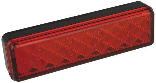 LED Autolamps 135 mm Ampoule Multi Volt ampoule de brouillard Slimline (Surface Mount)