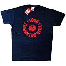 """T-shirt maillot officiel LOSC - LILLE OLYMPIQUE METROPOLE - football club """" Supporter """" - Ligue 1 - Taille adulte"""