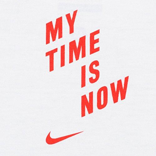 CR7 Ronaldo Hero Nike Herren T-Shirt 559480-100 Weiß